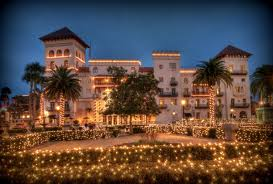 St Augustine s Nights of Lights Free Shuttle Service Sees Big
