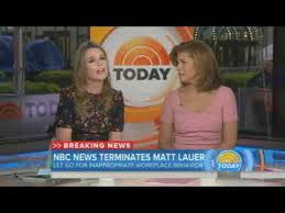 Matt Lauer Halloween J Lo by Matt Lauer Fires Today Youtube
