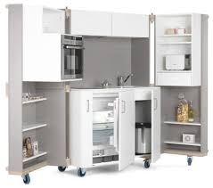 cuisines petits espaces cuisine compacte pour studio