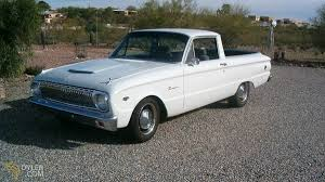 100 Ranchero Truck Classic 1962 Ford Pickup For Sale 4636 Dyler
