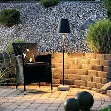 Outdoor Floor Lamps Canada Lights Lighting Led Ground Ideas Lamp