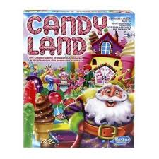 Candy Land Board Game By Hasbro A4813