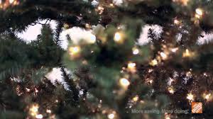 Martha Stewart Pre Lit Christmas Tree Troubleshooting by Home Accents 7 5 U0027 Holiday Quick Set Tree Youtube