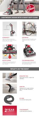 Hoover Power Path Max Upright Carpet Cleaner-FH51002 - The Home Depot