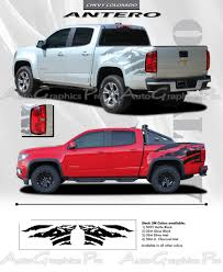 Chevy Truck Decals 2015 2016 2017 2018 Chevy Colorado Truck Bed Stripes Antero Decals Metal Mulisha Skull Circle Window X22 Graphic Decal Best Of Silverado Rocker Drag Racing Nhra Rear Nostalgia Amazoncom Chevrolet Bowtie With Antlers Sticker Wave Red Vinyl Half Wrap Xtreme Digital Graphix More Rally Edition Unveiled New Z71 4x4 Gmc Canyon Tahoe Stickers For Trucks 42015 1500 Plus Style