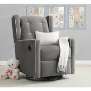 Baby Relax Mikayla Swivel Gliding Recliner Choose Your Color