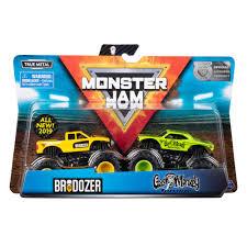 100 Monster Truck Decorations Jam 2 Pack Assortment 500