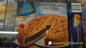 sweet delight netto m d mohn streusel kuchen