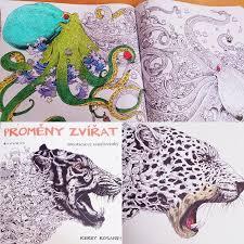 Animorphia Zabava Na Cele Vanoce Antistresoveomalovanky Jezisek Me Ma Adult ColoringColoring Books