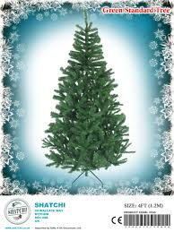 Silver Tip Christmas Tree Artificial by Green Traditional Christmas Tree Imperial 230 Tips Artificial Tree