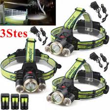 Head Lamp by 3sets 36000lm Xm L 3xt6 Led Headlamp Headlight Lamp 18650batteries