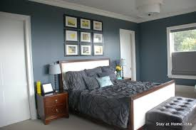 Blue Bedroom Wall by Slate Blue Master Bedroom Walls Desktop Laptop Or Gadget