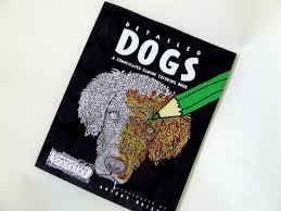 Detailed Dogs Coloring Book Complicolor Out Now On Amazon Amzn