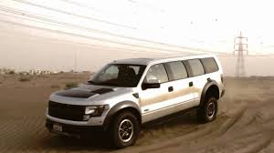 100 Ford Truck With 6 Doors Raptor Doors Only In The United Arab Emirates Abu Dhabi
