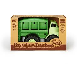 Green Toys Eco Toy Recycling Truck|Eco-friendly Educational Toys For ...