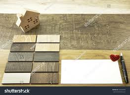 100 Home Interior Decorator Architect Desktop Tools Stock Photo