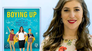 Mayim Bialik On Raising Kids Right Stop Dismissing Things As Boys Will Be