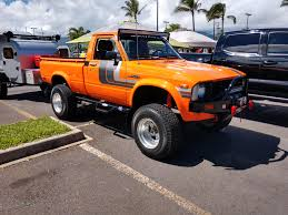 100 1980 Toyota Truck Pickup SR5 At A Car Show Vintagejapaneseautos