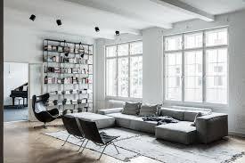 100 Loft Apartment Interior Design Studio Berlin On Behance