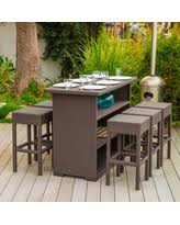 It s New Shopping Deals on Outdoor Bar Sets