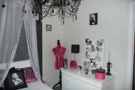 chambre baroque ado exemple déco chambre ado baroque