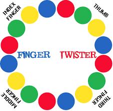 Later Gator Crafts Finger Twister