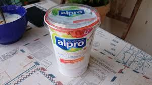 alpro soja joghurt natur ungesüßt food test foodloaf