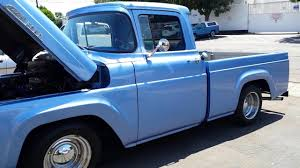 100 1957 Ford Truck F100 V8 302 For Sale YouTube