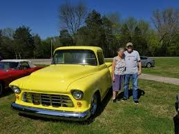 100 Pick Up Truck For Sale By Owner 1956 Chevy Up Wayne And Myrna Simons Honk Rattle Roll