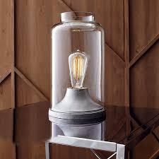 Cb2 Green Arc Lamp cb2 john table lamp best inspiration for table lamp