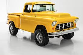 1956 Chevrolet Pickup 3100 4x4 Awesome Truck!!! - American Dream ... Classic 70s Chevy Trucks Google Search Cars And Trucks You Need One Of These Throwback Chevy Pickups Autoweek Pin By Todd Camden On Late 60searly Pinterest In The Local 1956 Intertional Pickup Oldtruckguy 12 Cool Things About 2019 Chevrolet Silverado Automobile Magazine 1972 Stepside Truck Hot Rod Network All 7387 Gmc Special Edition Part I Big Rig Dreamin Kenworth Cab Frame 9 Most Expensive Vintage Sold At Barretjackson Auctions Short Barn Find C10