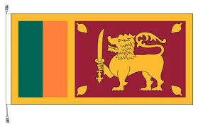 Sri Lanka Flag Flagmakers Ltd