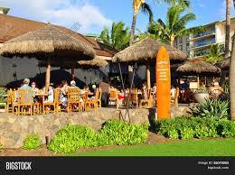 100 The Beach House Maui Dukes Image Photo Free Trial Bigstock