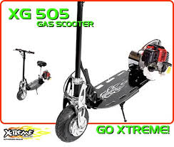 Xg 505 Gas Scooter