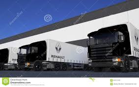 Freight Semi Trucks With Groupe Renault Logo Loading Or Unloading At ... Toyota Project Portal Hydrogen Fucell Semi Is Ready To Haul Video Moving Freight Semi Trucks With Product Of Ireland Caption On Out Of Road Driverless Vehicles Are Replacing The Trucker Freight Nestle Logo Loading Or Unloading At Transport Transportation Blue Truck Trailer In Mack Trucks 1 Gotta Love Macks Disnctive Sound Bulldog Power Hollywood Llc Truck Paterson Global Foods Pgf Brokers Load Boards Direct The Future Trucking Uberatg Medium Industry United States Wikipedia