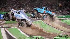 100 Monster Trucks Cleveland CYBERWEEK Do Not Use Jam