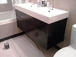 Ikea Hack Vessel Sink by Fascinating Ikea Vessel Sink Photo Concept Bathroom Vanities