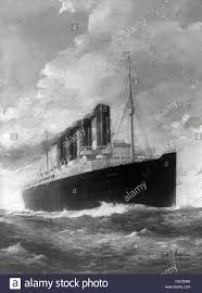 Lusitania Sinks In Real Time by Lusitania Ship Stock Photos U0026 Lusitania Ship Stock Images Alamy