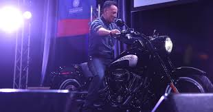 The Barkalows 2014 by Born To Ride 5 Bruce Springsteen Motorcycle Moments