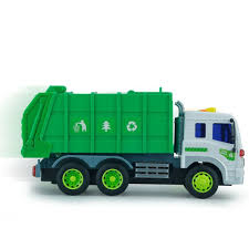 100 Garbage Truck For Kids Friction Powered Toy With Lights And Sounds For
