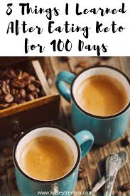 What Happened After 100 Days Of Eating Keto