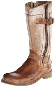 aesthetic official bed stu women s gogo motorcycle boot tan