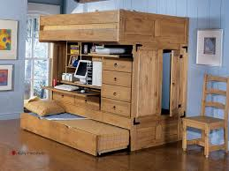 Walmart Bunk Beds With Desk by Bunk Beds Loft Bed With Desk Underneath Twin Xl Over Queen Bunk