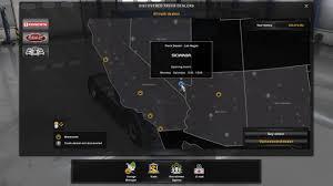 SCANIA TRUCKS FOR ATS V1.5 [1.30.X] • ATS Mods   American Truck ...