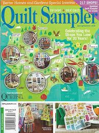 Sampler Magazine Spring Summer 2015