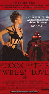 The Cook Thief His Wife Her Lover 1989