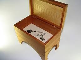 Unique And Stylish Fine Wood Box Exotic Mahogany Ash Keepsake 775 X 45 6 Handcrafted Wooden Memory