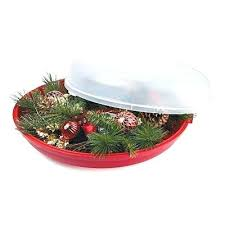 Wreath Storage Containers Smart Storing Tips Entrancing Image Of Accessories For Decoration Plastic Boxes Target