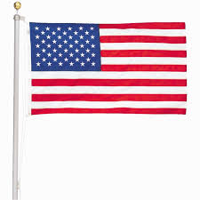 Flag Pole Kit For Truck Elegant Valley Forge American 20 Ft Flag ...