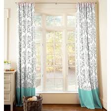 Blockaide Double Curtain Rod by Blackout Green Curtains Drapes Window Treatments The 56 Length